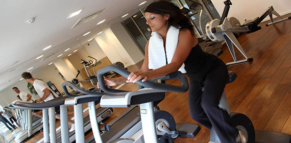 Fitness Hotel de la source